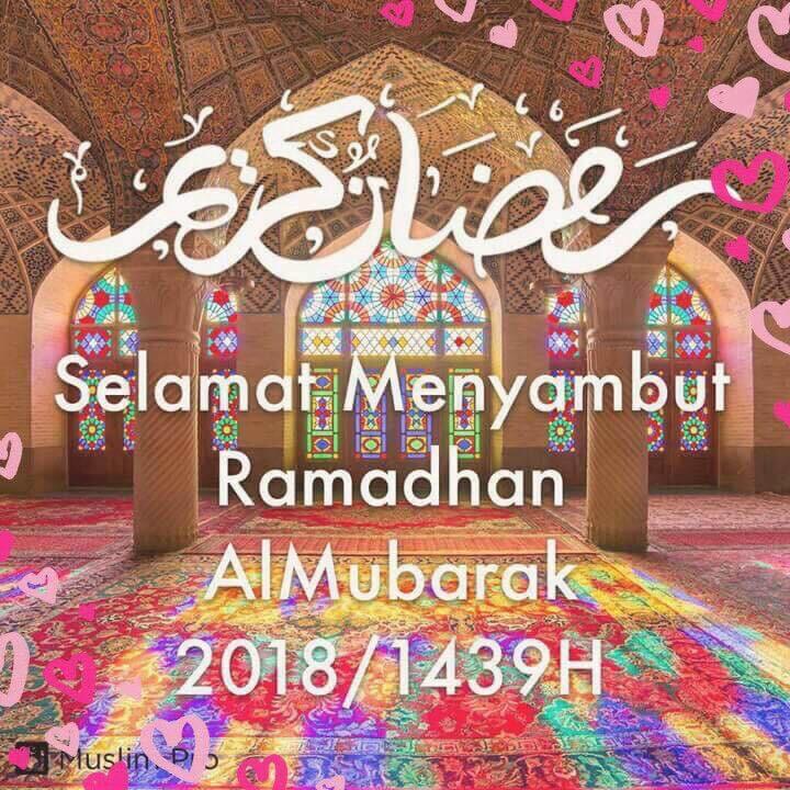 Ramadhan Al Mubarak 2018